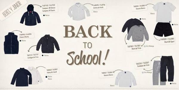 Mimo ropa escolar otoño invierno 2014