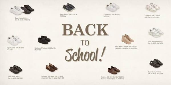 calzado mimo para el colegio 2014
