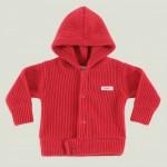 campera roja bebe invierno 2014 Cheito