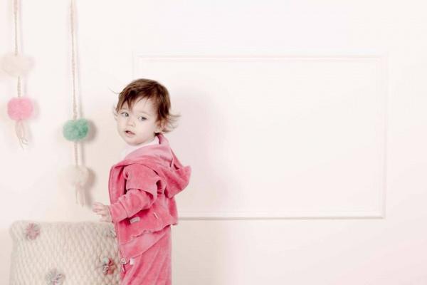 conjunto plush nena Naranjo Basicos invierno 2014