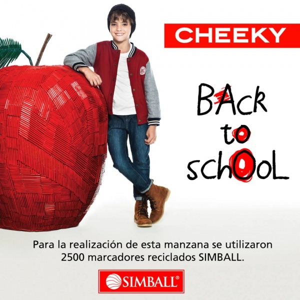 look para la escuela temporada 2014 - Cheeky