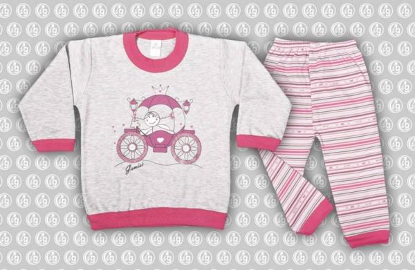 piyama niña gamise invienro 2014
