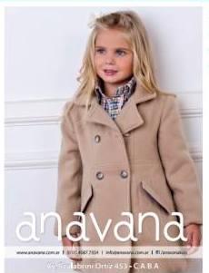 Anavana Adelanto invierno 2014