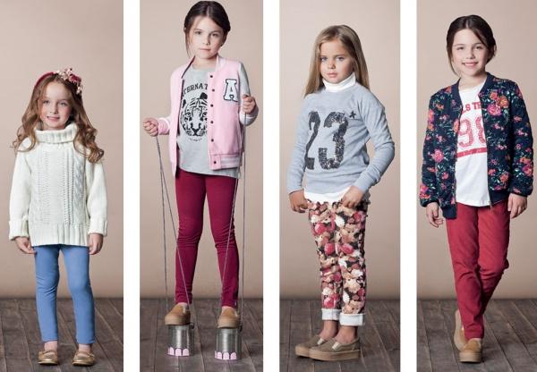 Estampas para las nenas Nucleo invierno 2014