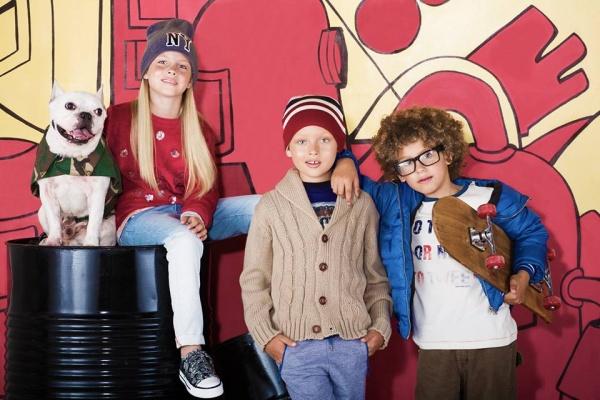 Mapamundo moda infantil otoño invierno 2014