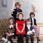 Paula Cahen D Anvers Niños otoño invierno 2014 – coleccion