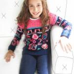 Tejidos nenas otoño invierno 2014 – Mada