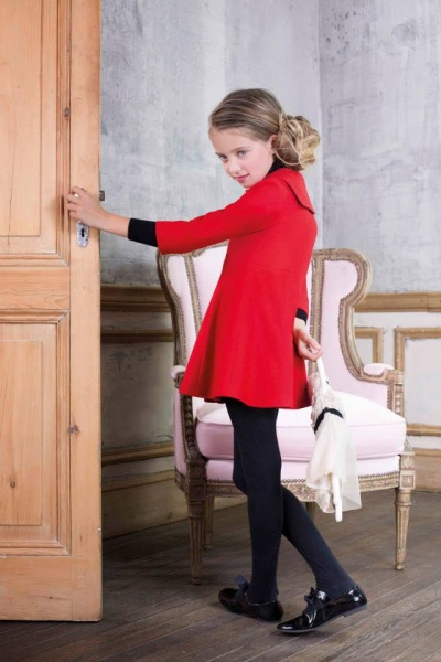 Vestido nena invierno 2014 Paula Cahen D'Anvers Niños