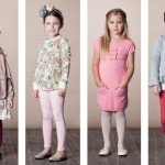 Vestidos Nucleo nenas invierno 2014