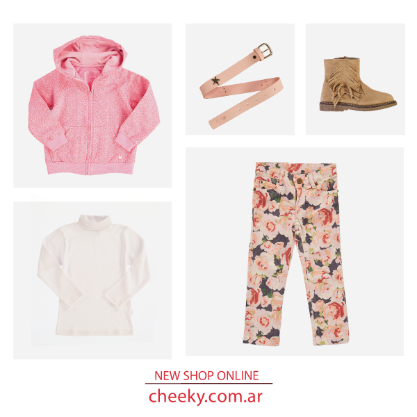 adelanto moda niñas cheeky otoño invierno 2014