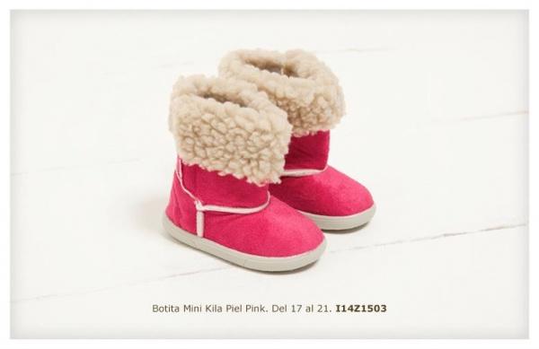 a1684f428 Calzado infantil Mino co otoño invierno 2014