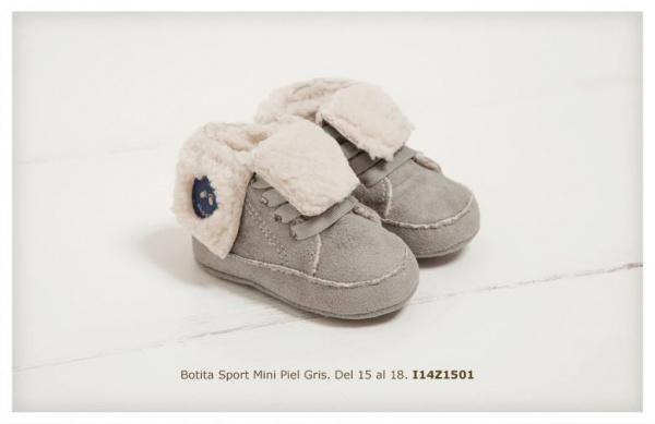 botitas bebe  invierno 2014 mimo co
