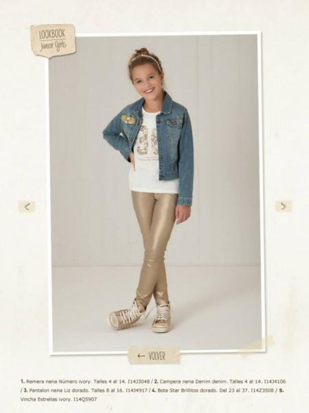 calza nena Mimo co otoño invierno 2014