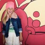 campera de jeans y pollera de encaje nena invierno 2014 Mapamundo