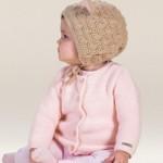 cardigans rosa cheeky bebe invierno 2014