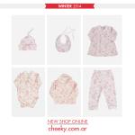 cheeky bebe estampa nena invierno 2014
