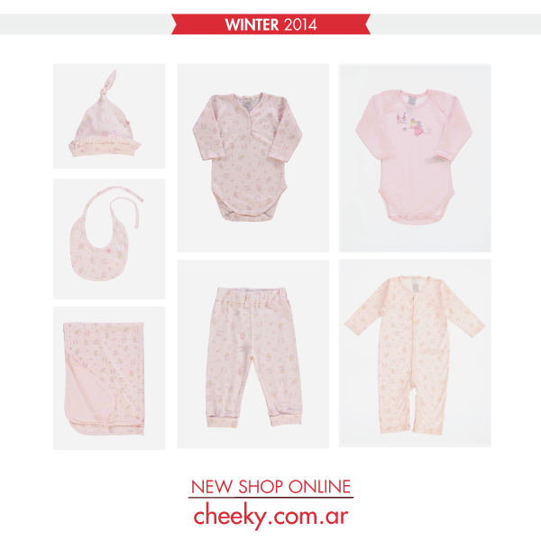 cheeky bebe  nena otoño invierno 2014 conjuntos