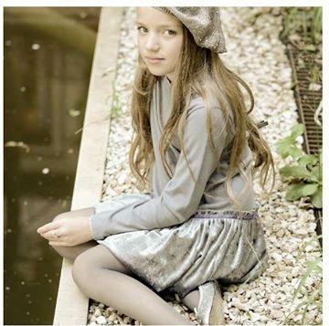 falda para niñas invierno 2014 by Anavana