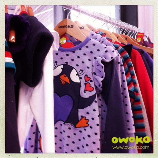 ropa infantil owoko invierno 2014