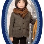 saco infantil varon little Akiabara invierno 2014