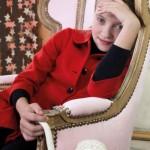 saco rojo nena invierno 2014 Paula Cahen DAnvers Niños