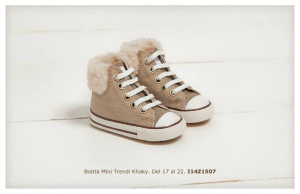 zapatillas botitas  invierno 2014 mimo co