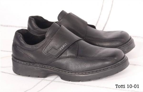 zapatos colegial nene Ferli invierno 2014