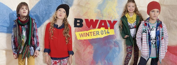 coleccion moda para niños invierno 2014 B Way