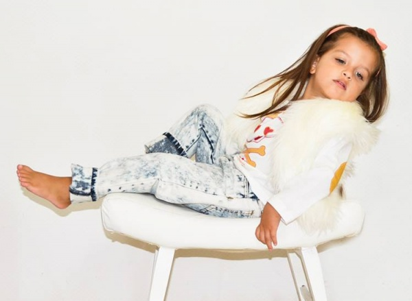 jeans nevado nena nena Payasin invierno 2014