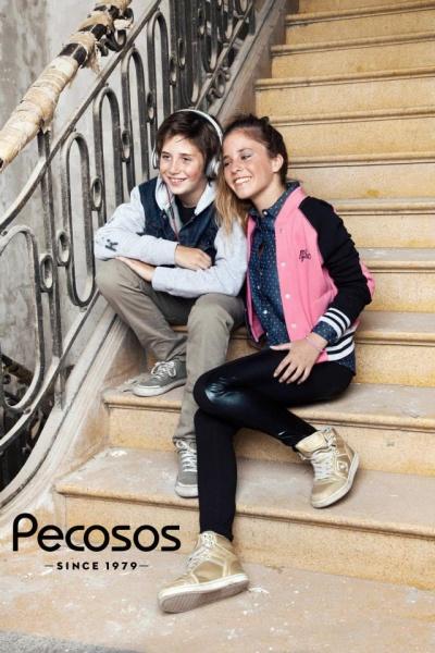 moda infantil Pecosos otoño invierno 2014