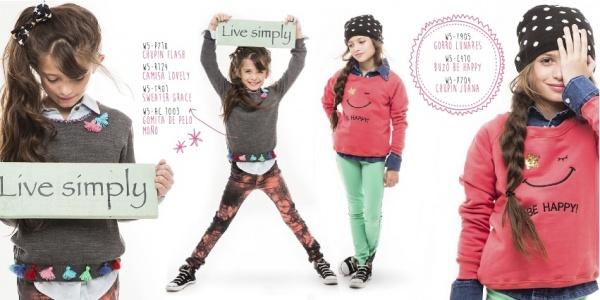 sweaters niñas queen juana invierno 2014
