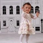 Vestidos para nenas by Magdalena Esposito invierno 2014