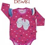 Body mangas largas beba Bewiki invierno 2014