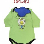 Body mangas largas bebe extraterrestre Bewiki invierno 2014