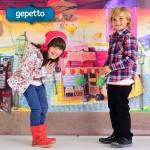 Moda infantil invierno 2014 Gepetto