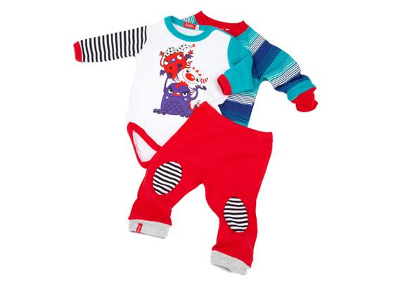 remera y pantalon bebes Gulubu invierno 2014