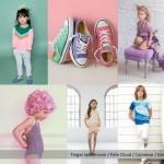 Tendencia moda infantil primavera verano 2015