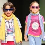 tendencia moda infatil urbana primavera verano 2015