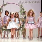 tendencia vestidos para fiesta para niñas verano 2015