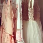 Vestido para fiestas para niñas by Gro verano 2015