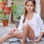 cargigans y short para niñas Anavana verano 2015