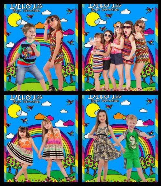 moda infatil coleccion Dilo TU ropa divertida verano 2015
