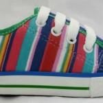 zapatillas de lona multicalor para chicos Joe Hopi calzado infantil 2015