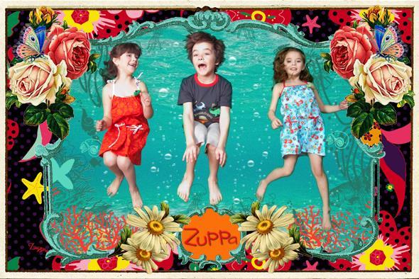 Zuppa chicos moda primavera verano 2015