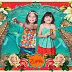 Zuppa chicos remera estampada nena primavera verano 2015