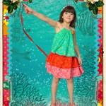 Zuppa chicos vestido niñas primavera verano 2015