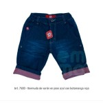 bermuda jeans Emmo primavera verano 2015