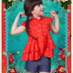 camisa nena Zuppa chicos Coleccion primavera verano 2015