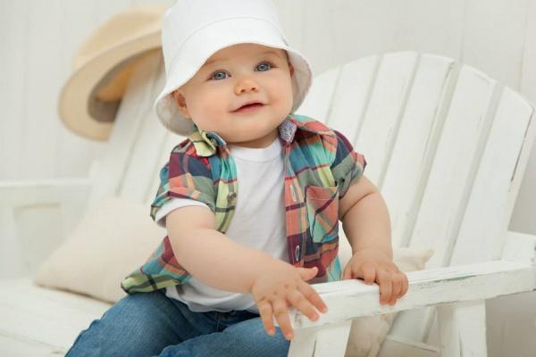 camisa y jeans minimimo primavera verano 2015 bebes - mimo co