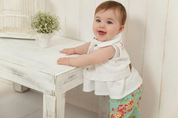 chaleco y pantalon estampado minimimo primavera verano 2015 bebes - mimo co